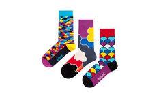 MONOQI | 3-Pair Sock Set 2