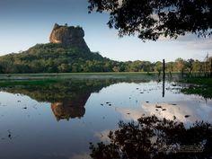 #VisitSriLanka Sigiriya: Warum baut man bitte eine komplette Festung auf einen erloschenen Vulkan?
