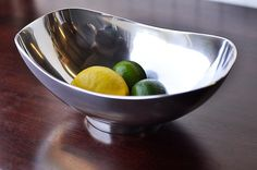 Old Town Imports Aluminum Serveware Olympia Bowl - Small {PRESALE ONLY}. $21.99 regularly $39.99