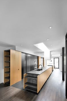 Drolet Residence by Naturehumaine Photo