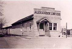 Alexander Lumber Co. Clinton,IL.