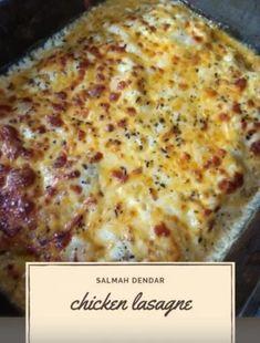 Lasagne recipe by Salmah Dendar