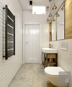 Dom w Milanówku Alcove, Toilet, Bathtub, Vanity, Interior Design, Mirror, House, Furniture, Home Decor