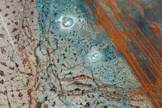 Hardap, Namibia - Earth View is a collection of the most beautiful and striking landscapes found in Google Earth.