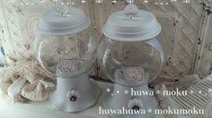 *キャンディボトルをガチャガチャ風に…*の画像 | *:・・huwahuwa-mokumoku(・・)♪・・:* …