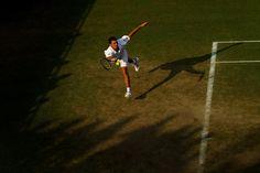 Daniel Brands (Germany) - 2010 Wimbledon Gentlemen's Singles Third Round