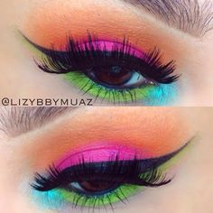Using:  @bhcosmetics Take To Brazil Palette & @coastalscents Creative Me 1 Palette