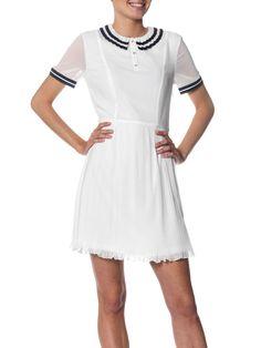 karoline short dress