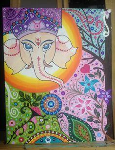 Ganesha - Om Gam Ganapataye Namaha
