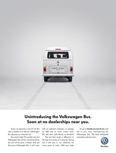 Volkswagen Bus: Soon at No Dealerships Near You