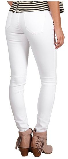 Blank NYC The Spray-On Super Skinny Jean in White Lines (White Lines) Women's Jeans - Blank NYC, The Spray-On Super Skinny Jean in White Lines, 14K-7298QR, Apparel Bottom Jeans, Jeans, Bottom, Apparel, Clothes Clothing, Gift, - Street Fashion And Style Ideas