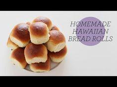 Homemade Hawaiian Bread Rolls - Handle the Heat