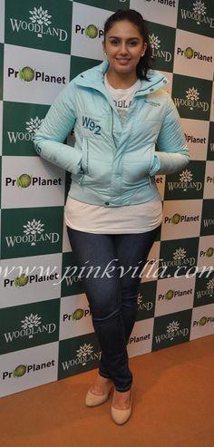 Huma Qureshi unveils Woodland Fall Winter Collection 2012 | PINKVILLA