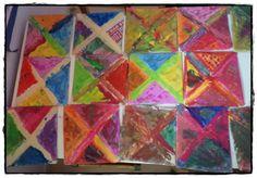 Η ΜΕΓΑΛΗ ΠΟΛΙΤΕΙΑ ΤΩΝ ΜΙΚΡΩΝ!!!: Η κυρα Σαρακοστή μας ,οι χαρταετοί μας!!! Kites, Quilts, Blanket, Blog, Dragons, Quilt Sets, Blogging, Blankets, Log Cabin Quilts