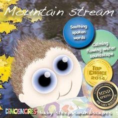 Mountain Stream Baby Sleep Soundscape.