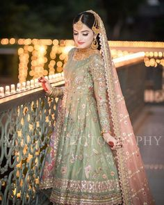Pakistani Party Wear Dresses, Asian Bridal Dresses, Designer Party Wear Dresses, Pakistani Dress Design, Indian Dresses, Pakistani Suits, Wedding Dresses, Anarkali Suits, Bridal Outfits