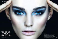 Nikolay Biryukov Lenses Bold Beauty Looks for SnC Magazines December Issue