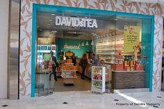 Why Long Island tea lovers need to run to DAVID's TEA