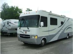 Get information on Used 2003 #Thor Windsport 35d #Class_A_Motorhome by Freeway Auto & Rv in Midland, MI, USA. This used motorhomes available in good condition, including Low mile unit, loaded 2 slides and comfort with kitchen space. We have huge selection of calss a motorhomes for more information given at http://www.rvstock.net/used-rvs/2003/class-a-motorhomes/thor/windsport/35d/3312/