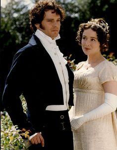 Wasn't love at first sight: But the path of true love ran smoothly for Mr Darcy and Lizzy Bennett in the end in Pride and Prejudice