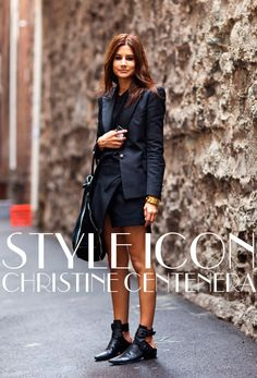 Christine Centenera Style Icon