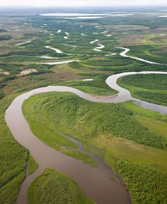 Nacnick alaska Image | Aerial View of Katmai National Park, Katmai National Park, Alaska Katmai National Park, National Parks, Paradise Falls, Paddle Boarding, Monuments, Polar Bear, Arctic, Kayaking, Alaska