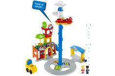Fisher-Price Little People Sound Air