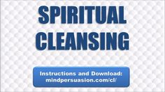 Instructions and Download: http://mindpersuasion.com/cl/  Subliminal Messages:  I cleanse all entities from me now  I clean myself and others from entities  I accept God and his workers  I reject evil entities now and forever  I reject dark entities  I reject dark spiritual attachments  I reject and repulse dark forces  I resist and repel dark forces  I reject demons  I repel demons  I reject reptilians  I repel reptilians  I repel fallen angels  I reject fallen angels  I reject negative…