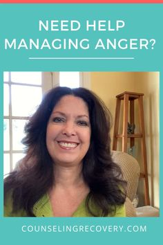 Anger management doesn'r have to take years to learn. In my 4 week Zoom class you will learn strategies for managing anger, communicate effectively and improve self-care and setting boundaries because often that is what's underneath the anger. #anger #angermanagement #angerissues Marriage And Family, Marriage Advice, Relationship Advice, Anger Management Quotes, How To Control Anger, Setting Boundaries, Anger Issues, Conflict Resolution, Difficult People
