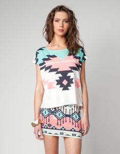 Love aztec skirts