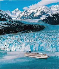 Alaska Cruise, mine and Eric's 2nd honeymoon, one of these days when the kids are gone!