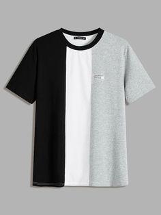 Shirt Print Design, Tee Shirt Designs, Polo T Shirt Design, Denim T Shirt, Men Shirt, Champion Clothing, Men Design, Casual T Shirts, Custom Clothes