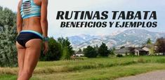 ✔️ 3 Rutinas de ejercicios TABATA [TABLAS y VIDEOS] Tabata Video, Videos, Gym, Running, Sports, Beauty, Standing Abs Workout, Workout Abs, Isometric Exercises