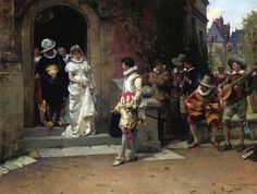 Adrien Moreau After the Wedding