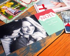 Professional Photo Greeting Cards - Holiday Cards Personalized