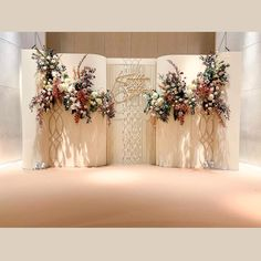 Idea, tactics, and guide beneficial to getting the greatest outcome as well as coming up with the optimum usage of Planning Your Own Wedding Wedding Stage Backdrop, Wedding Backdrop Design, Wedding Stage Design, Wedding Hall Decorations, Rustic Wedding Backdrops, Wedding Wall, Wedding Ceremony Backdrop, Backdrop Decorations, Wedding Mandap