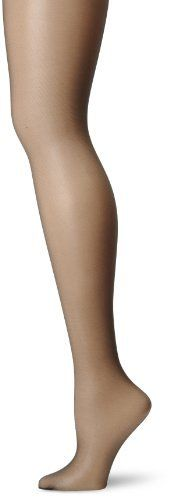 Hanes Silk Reflections Women's Waist Smoother Extended Control Top Pantyhose Hanes. $9.00. Gentle control top. Style number 0g080. tights closure. Hand Wash. Panty And Leg Combined: 77% Nylon/23% Spandex. Sheer sandal toe
