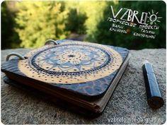 Блокнот-кроха - изделия из дерева, альбомы, блокноты и тетради. МегаГрад - город мастеров
