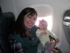 Traveling with Kids Series: Flying with a newborn/young baby (The best guide I've ever read)