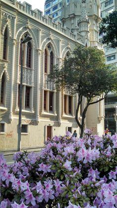 Museu na Augusto de Lima com Rua Bahia
