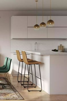Browse interior decorating ideas on Havenly. Find inspiration and discover beautiful interiors designed by Havenly's talented online interior designers. Beautiful Interior Design, Beautiful Interiors, Mid Century Modern Kitchen, Modern Kitchen Design, Interior Decorating, Decorating Ideas, Midcentury Modern, Table, Designers