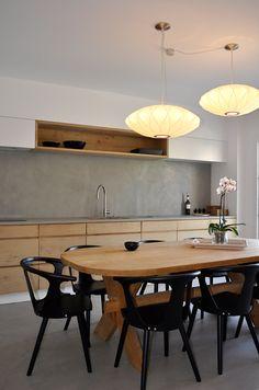 Sol beton ciré couleur Gris Perle