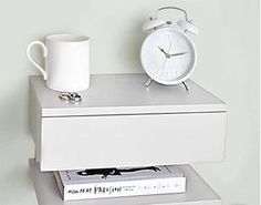 Floating Nightstand, Table, Furniture, Bedside, Apartment Ideas, Master Bedroom, Home Decor, Design Ideas, Decorations