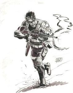 Winter Soldier by Lee Weeks