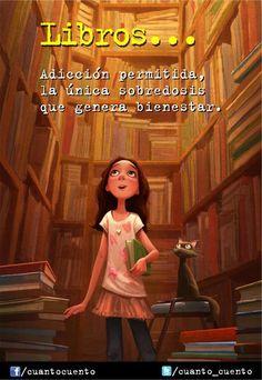 Los libros son el camino!!