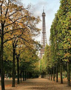Paris I love Paris in the springtime!