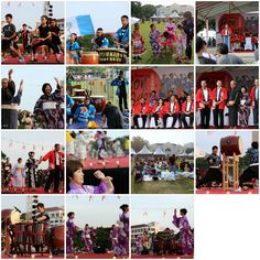 Photos from the Bon Odori Celebration in Penang