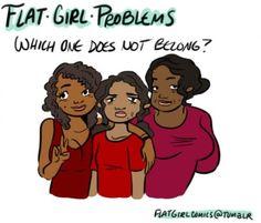 Embarrassing Problems of a Flat Girl 8 | TOP TEN ARTICLE