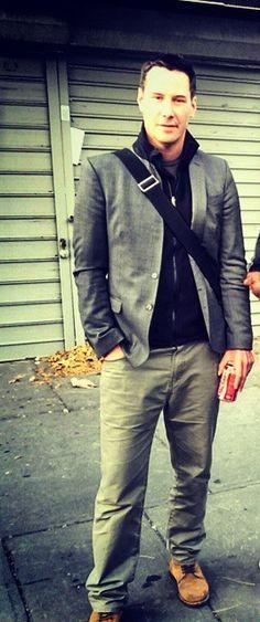 Keanu ♡ Reeves.....gorgeous....