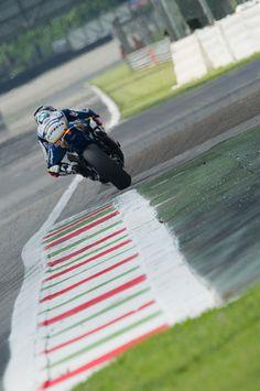 Marco Melandri - World Superbikes: Qualifying